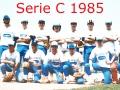 1985 serie C - LA FALCO
