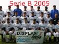 2005 serie B - DISPLAY ITALIA