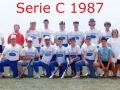 1987 serie C - LA FALCO