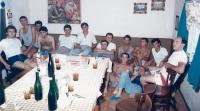 1985 festa della squadra