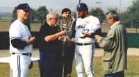1997 premiazione coppa italia serie c1