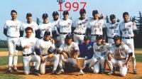 1997 Squadra Heila vincitrice Coppa Italia serie C1 a Castenaso