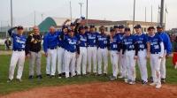 squadra U18 premiata a Colorno 19/3/2017