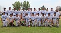 Squadra serie B vincente con Rho il 24 luglio 2016