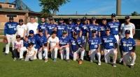 Squadra serie B vincente con Crocetta il 12 giugno 2016