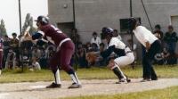 1977 Malnati Federico (catcher) e Signifredi (battitore Zeta-due)