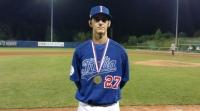 2015 Friggeri Matteo Campione d'Europa con la Nazionale Italia U18