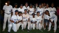 2011 Squadra Cadetti 2^ classificata Torneo Sala Baganza