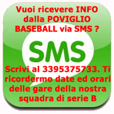 Immagine info sms