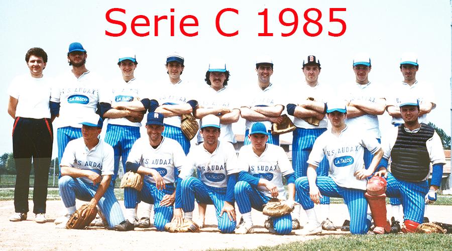 1985 serie C