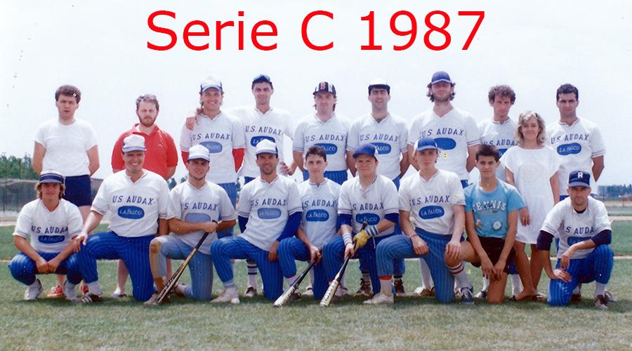 1987 serie C