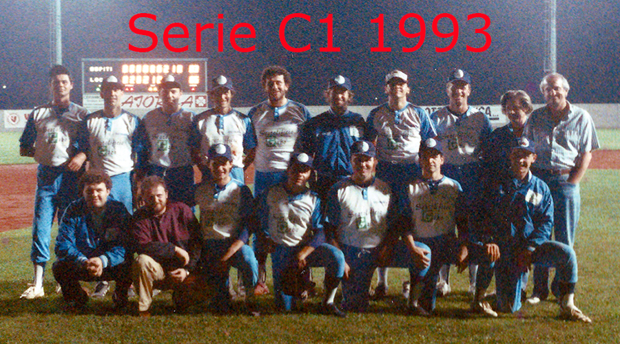1993 serie C1 - SCATOLIFICIO GABO