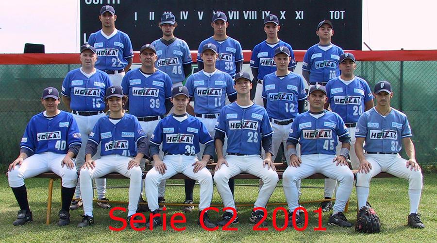 2001 serie C2 - HEILA