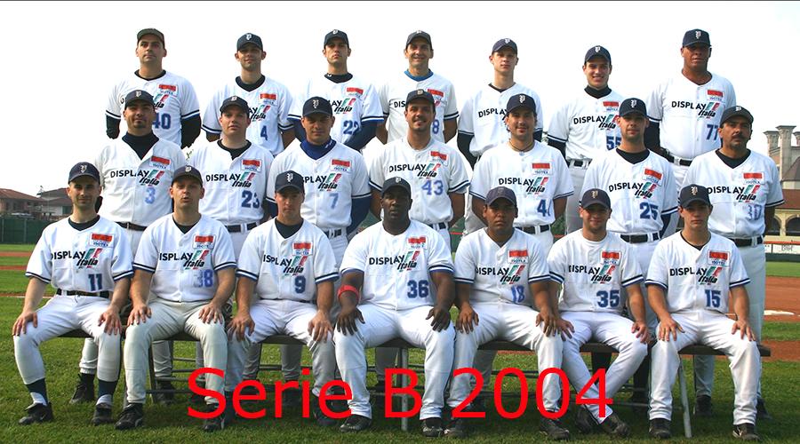 2004 serie B - DISPLAY ITALIA