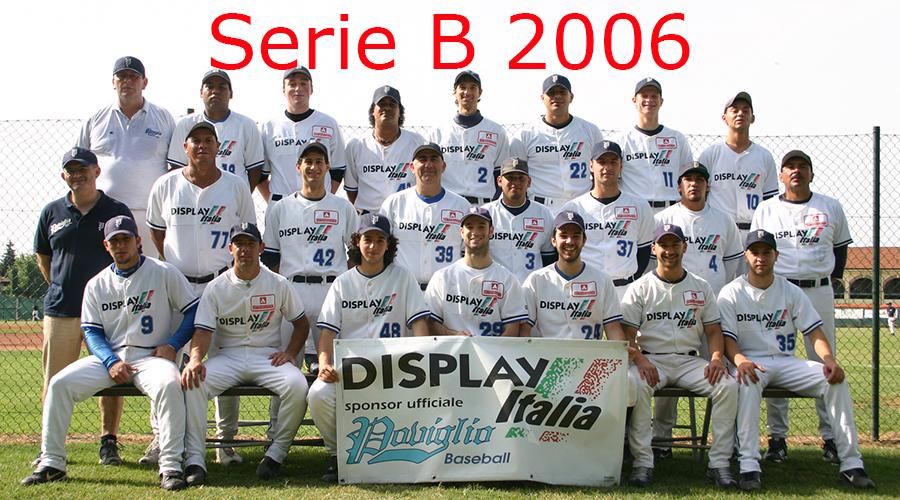 2006 serie B - DISPLAY ITALIA