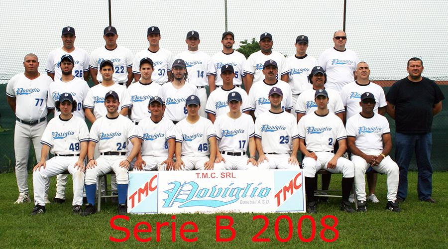 2008 serie B - TMC