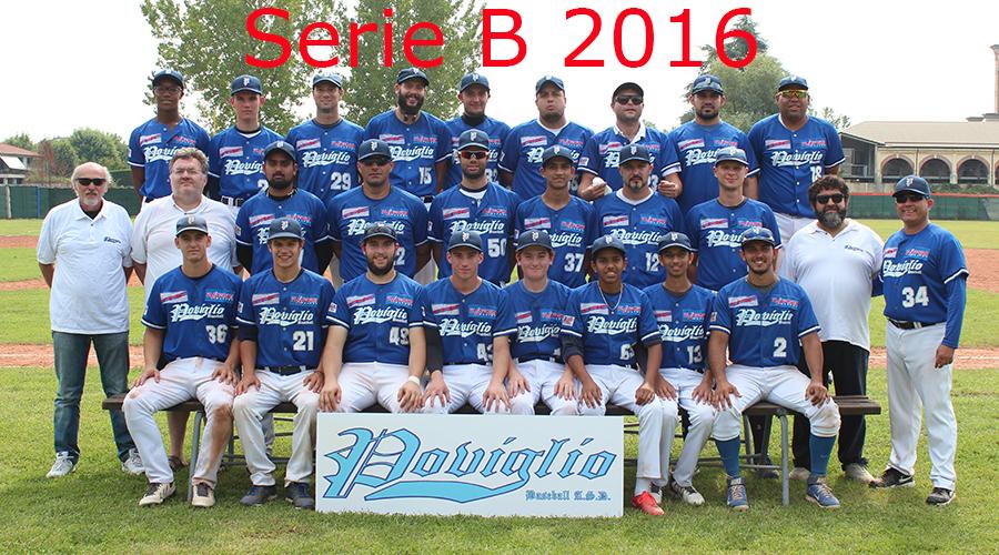 2016 serie B - PLATFORM