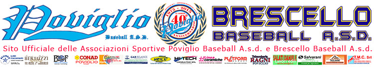 www.povigliobaseball.it